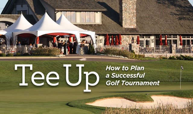 Tee up - How to Plan a Successful Golf Tournament