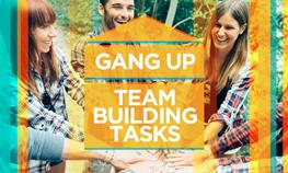 Gang Up — Best Wisconsin Team Building Tasks
