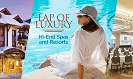Lap of Luxury — High-end Iowa Spas and Resorts