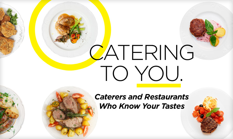 Catering to You — Colorado Caterers & Restaurants Who Know Your Tastes