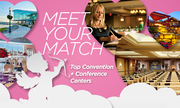 Meet Your Match — Top Iowa Convention & Conference Centers