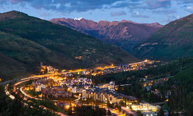 Vail Valley, Colorado