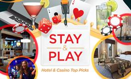 Stay & Play — Wisconsin Hotel and Casino Top Picks