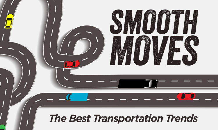 Smooth Moves — The Best Transportation Trends