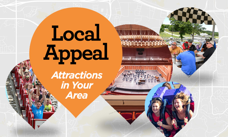 Local Appeal — Wisconsin Attractions in Your Area