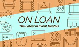 On Loan — The Latest in Wisconsin Event Rentals