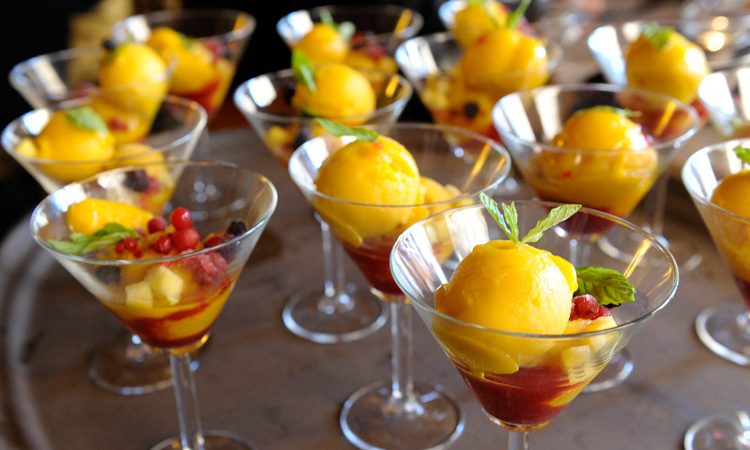 Ice Cream Martinis