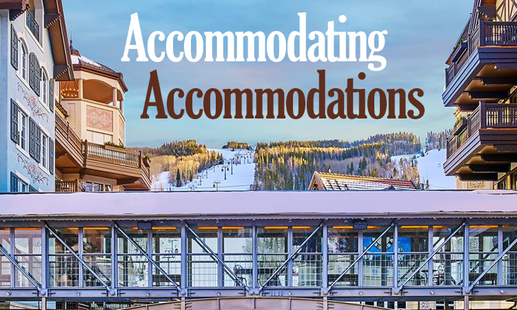 Accommodating Colorado Accommodations — Full-Service, Select-Service, Limited-Service, and Boutique