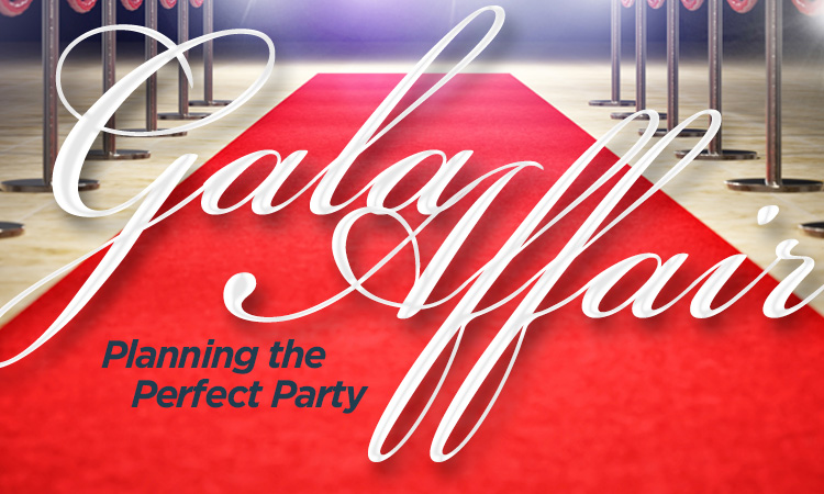 Gala Affair — Planning the Perfect Iowa Party