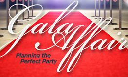 Gala Affair — Planning the Perfect Colorado Party