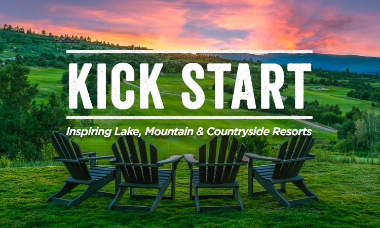 Kick Start — Inspiring Colorado Lake, Mountain & Countryside Resorts