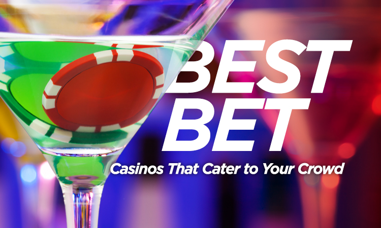 Best Bet — 5 Iowa Casinos That Cater to Your Crowd