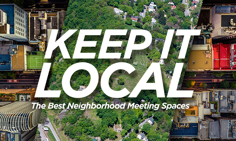 Keep it Local — The Best CO Neighborhood Meeting Spaces