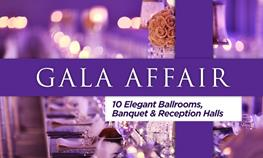 Gala Affair—10 Elegant Wisconsin Ballrooms, Banquet & Reception Halls