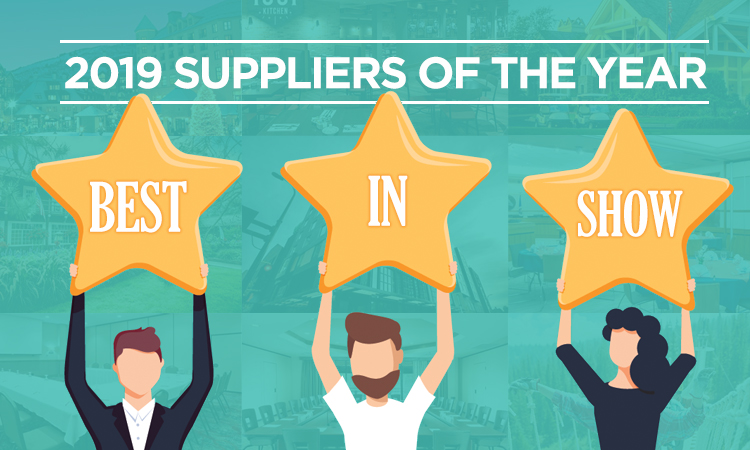Best in Show — Colorado's 2019 Suppliers of the Year