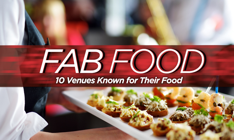 Fab Food — 6 Wisconsin Venues Known for their Cuisine