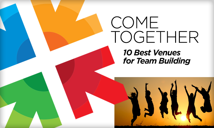 Come Together — 10 Best Iowa Venues for Team Building
