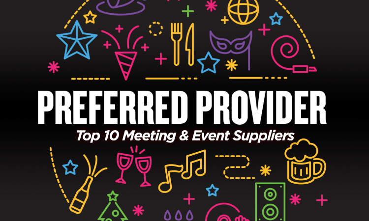 Preferred Provider — Top 10 Iowa Meeting & Event Suppliers