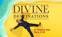 Divine Destinations — 10 Iowa Resorts That Have It All!