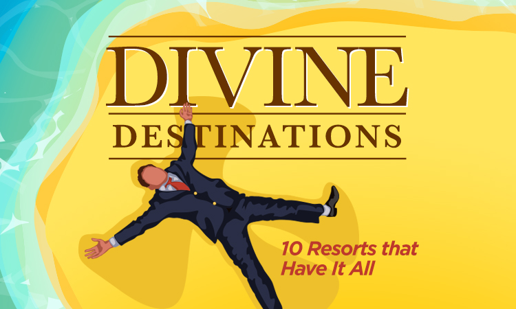 Divine Destinations — 10 Wisconsin Resorts That Have It All!