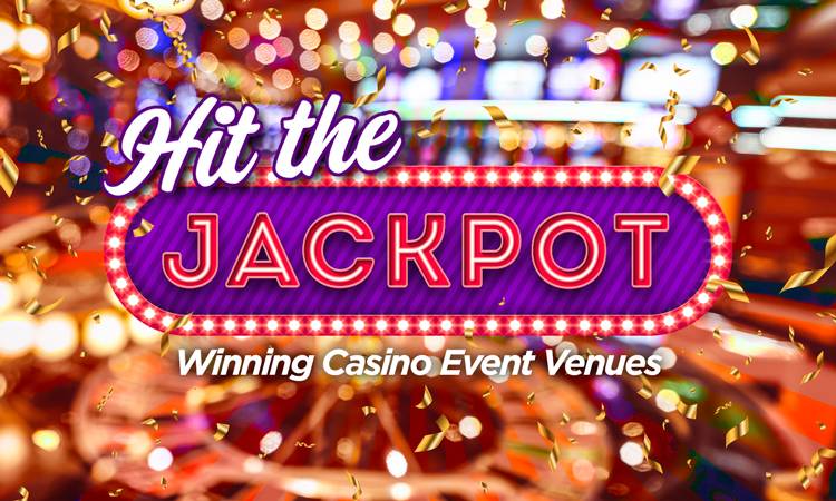 Hit the Jackpot — Winning Wisconsin Casino Event Venues