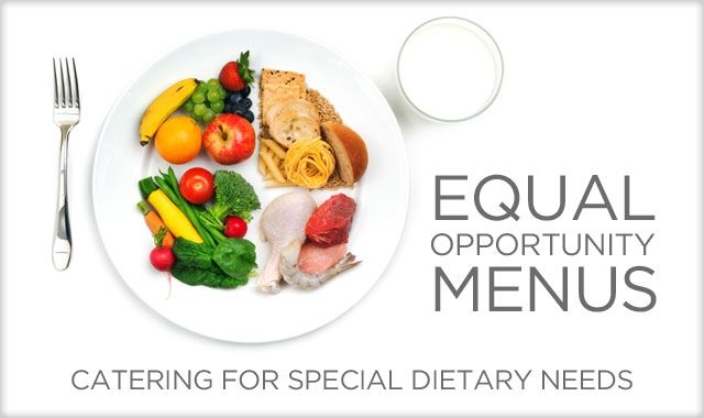 Planning an Equal Opportunity Menu that Works