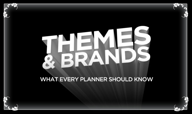 What Every Planner Should Know About Themed Events