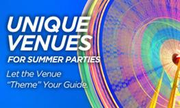 Themes like a good time - Unique Colorado Venues for Summer Parties