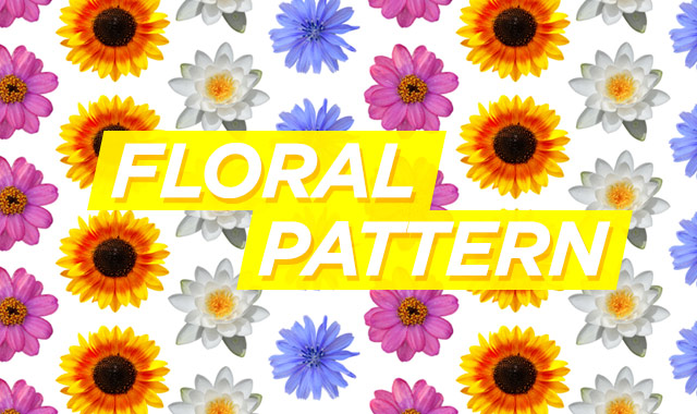 Floral Pattern — Cost-effective Ways to Add Fresh Flowers to Your Event