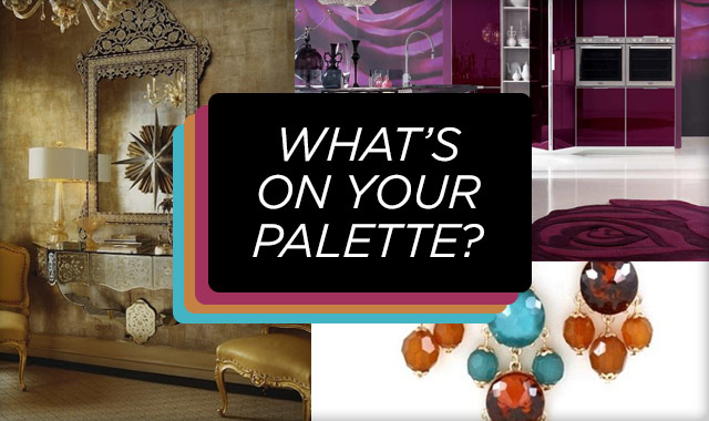 What's on your Palette? — Autumn Color Scheme