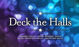 Deck Those Halls — Memorable Wisconsin Holiday Events in Banquet and Reception Halls