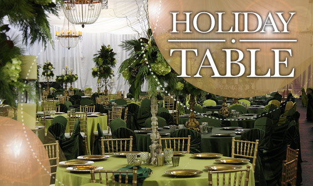 Holiday Table — What's Trending in Holiday Decor