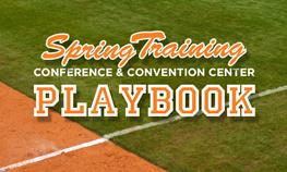 Spring Training — Iowa Conference and Convention Centers Playbook