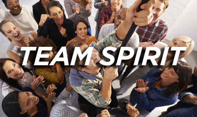 Team Spirit – Ziplining, Treasure Hunts and Other Team Building Trends
