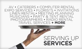Serving up Services — Your Must-Have Wisconsin Planner Tool Kit for Summer Parties and Special Event