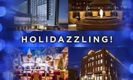 Holidazzling – How to Host the Hottest Wisconsin Hotel Holiday Party
