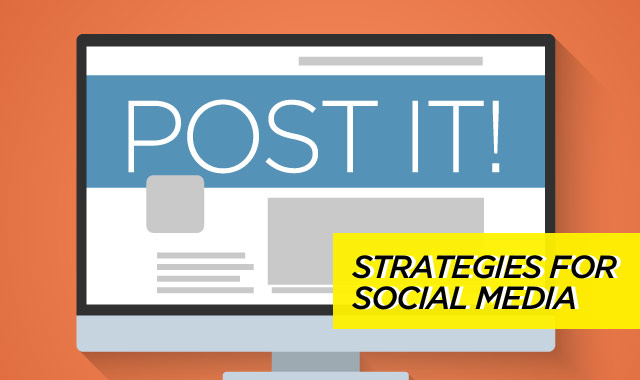 Post it! Strategies for Social Media