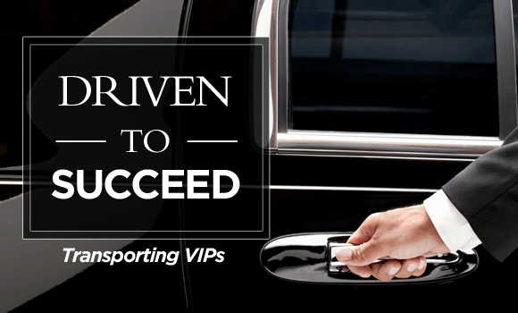 Driven to Succeed — The Most Impressive Way to Transport Your VIPs
