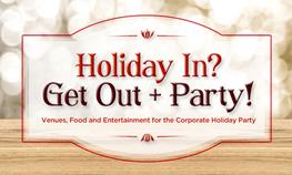 Holiday In Minnesota? Get Out + Party!