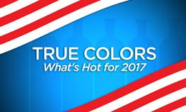True Colors — What's Hot for 2017
