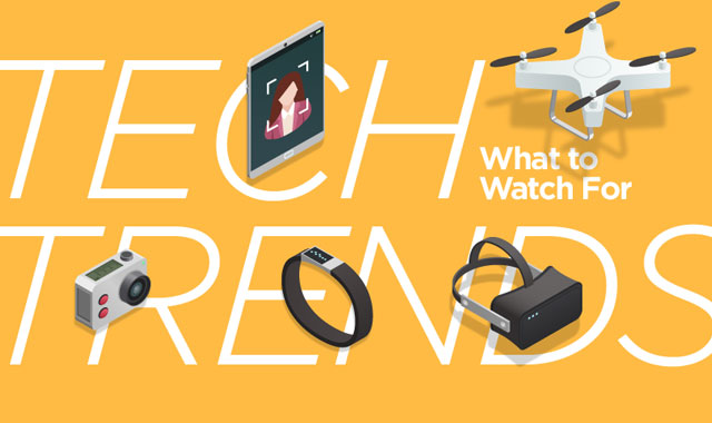 Tech Trends — What to Watch For