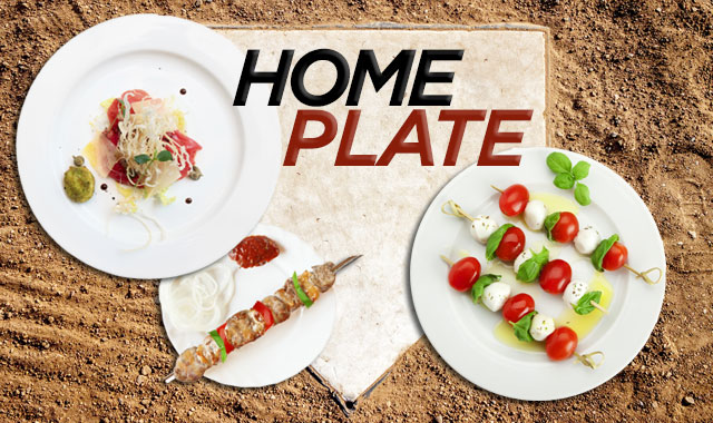 Home Plate — This Season's Trending Small Plate Foods