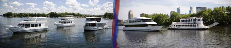 Paradise Charter Cruises | Minneapolis Queen